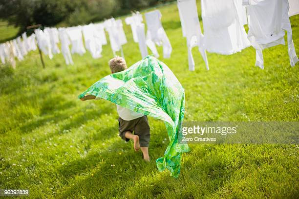 little boy - cape stock pictures, royalty-free photos & images