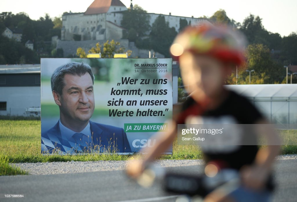 Bavaria To Hold State Elections