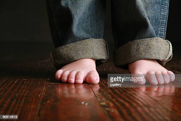 Little boys legs and Feet