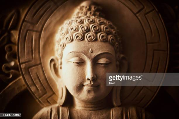 little buddha - buddha stock pictures, royalty-free photos & images