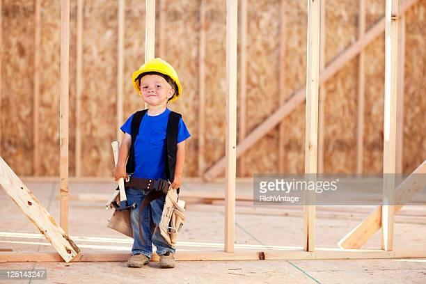 Petit garçon Carpenter
