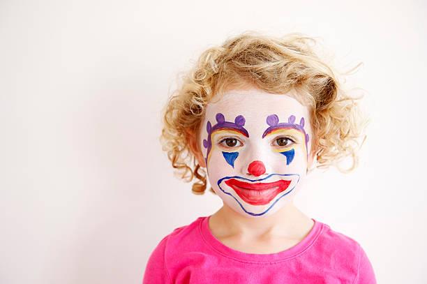 cute clown faces - 640×426