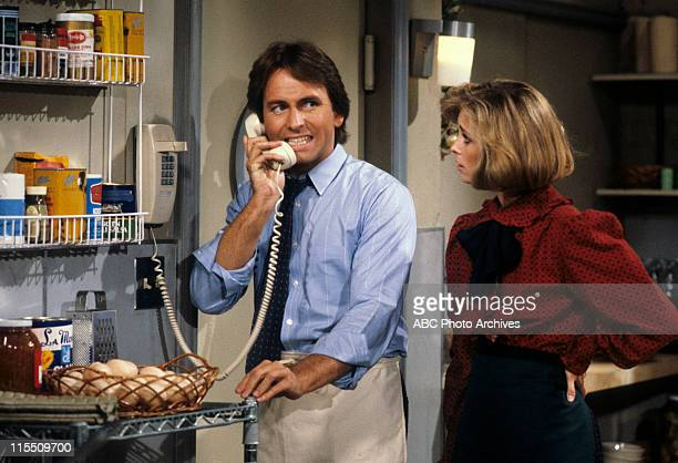 """Little Competition"""" - Airdate: December 4, 1984. JOHN RITTER;MARY CADORETTE"""