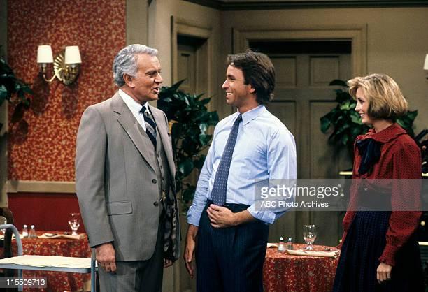 """Little Competition"""" - Airdate: December 4, 1984. ROBERT MANDAN;JOHN RITTER;MARY CADORETTE"""