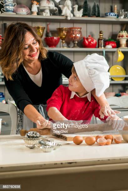 Little Cook in the Kitchen