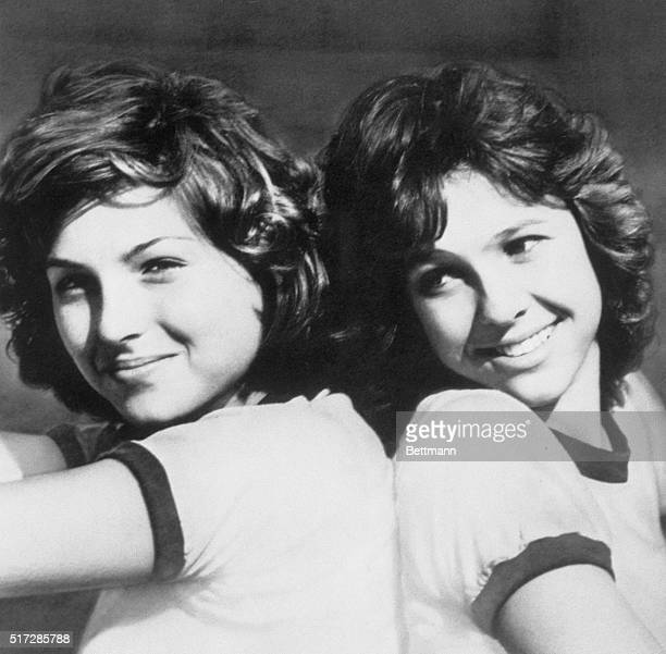 """""""Little Darlings"""" . Two of the entertainment world's brightest young stars, Tatum O'Neal and Kristy McNichol, team up in Paramount Pictures' new film..."""
