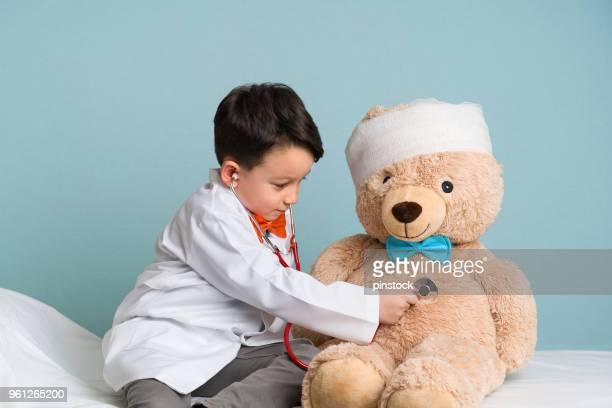 Wenig Arzt