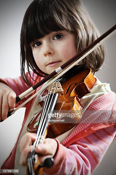 little fiddle player - traditional musician stock photos and pictures
