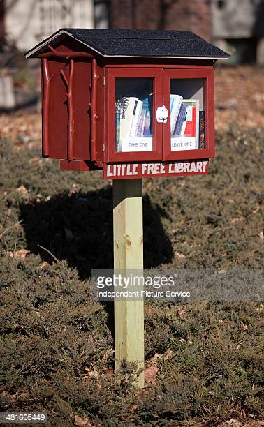 Little Free Library – Take One – Leave One