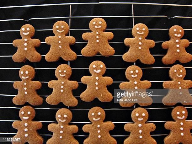 Little Gingerbreadmen