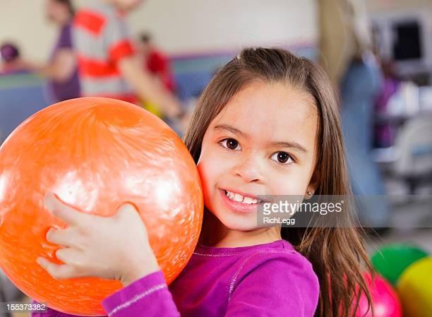 Kleines Mädchen Melone