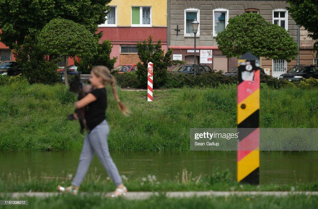 DEU: Görlitz, A Border Town, Looks To EU And Local Elections