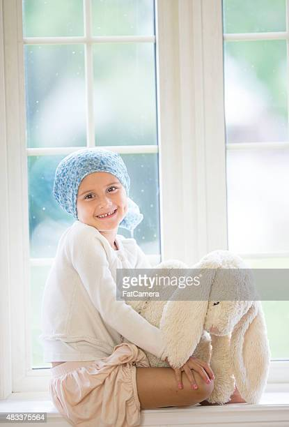 Little girl chemotherapy