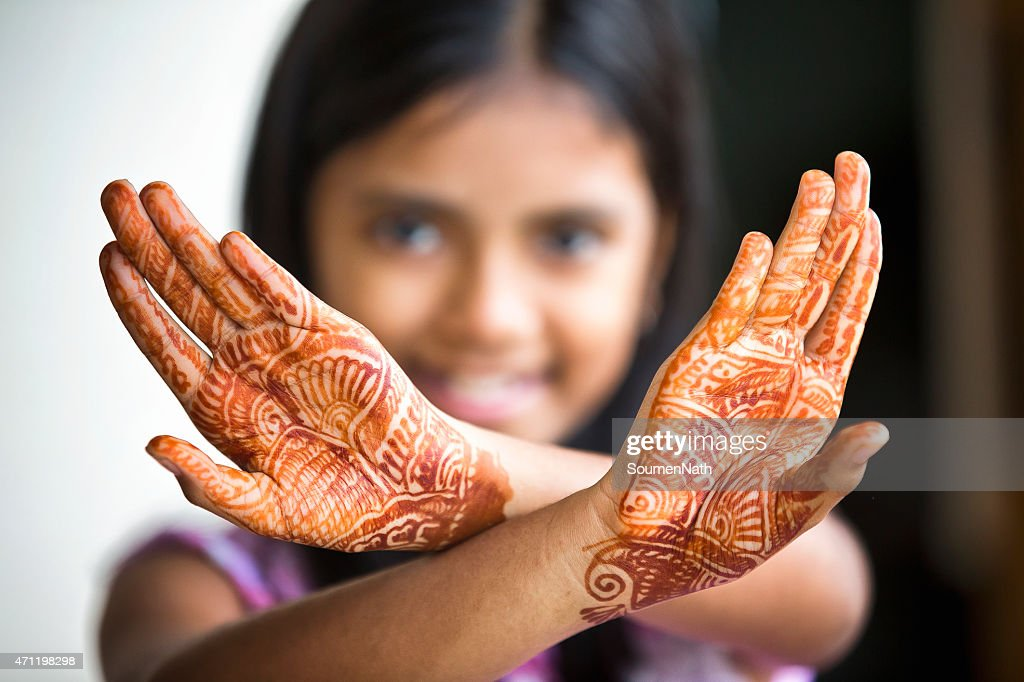 Mehndi For Tattoo : Henna tattoo stock photos and pictures getty images