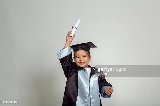 Rapariga graduação