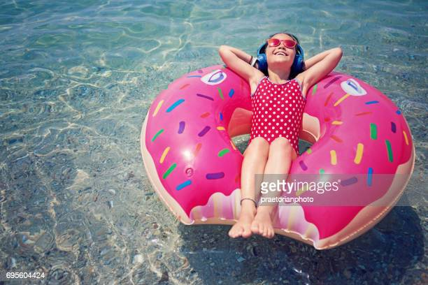 Worlds Best Young Girls Swimming Pool Stock Pictures, Photos, And Images - Getty Images-4346