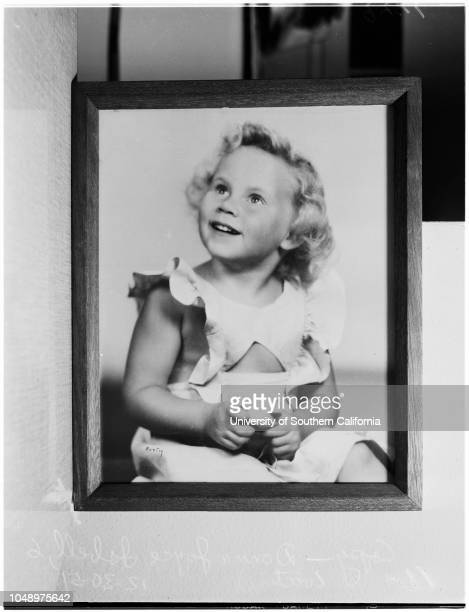 Little girl murdered 30 December 1951 Donna Joyce Isbell 6 years copy and bodyDeputy Sheriff R D BenedictoCaptain J M Burns Delora Mae Campbell 16...