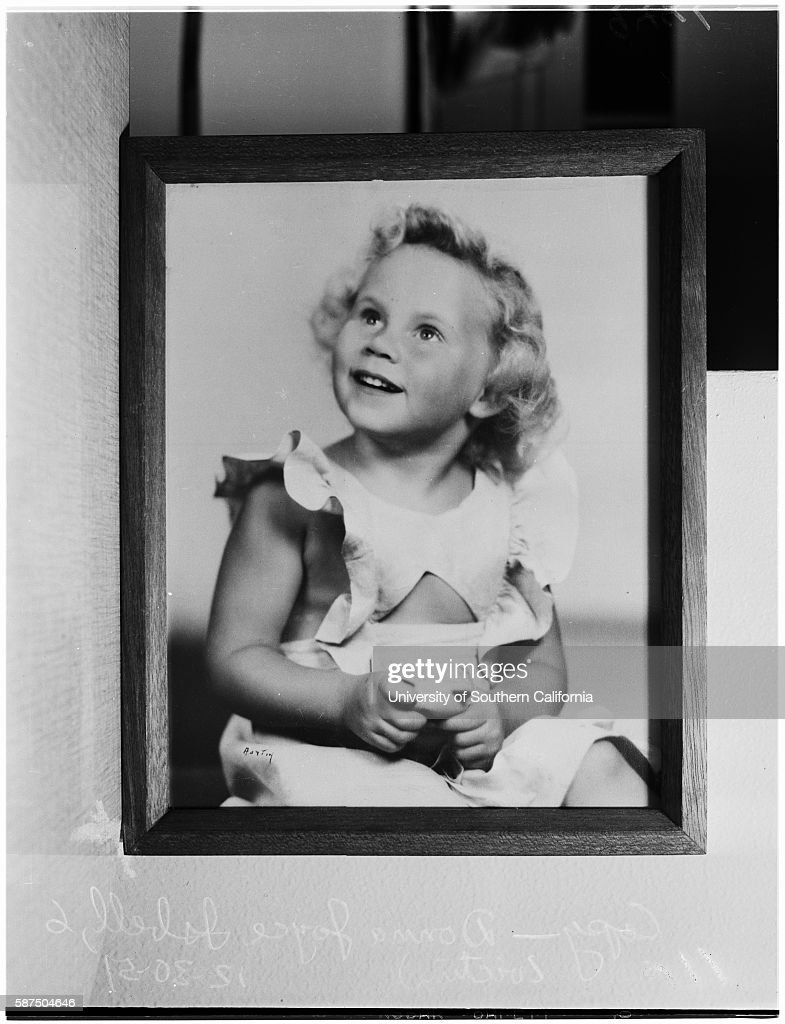 Little girl murdered (Lakewood), 1951 : Nachrichtenfoto
