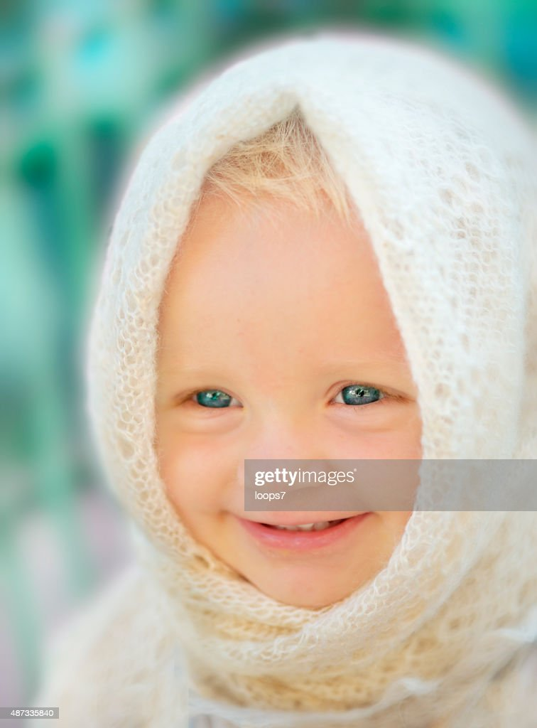 happy little girl - a Royalty Free Stock Photo from Photocase