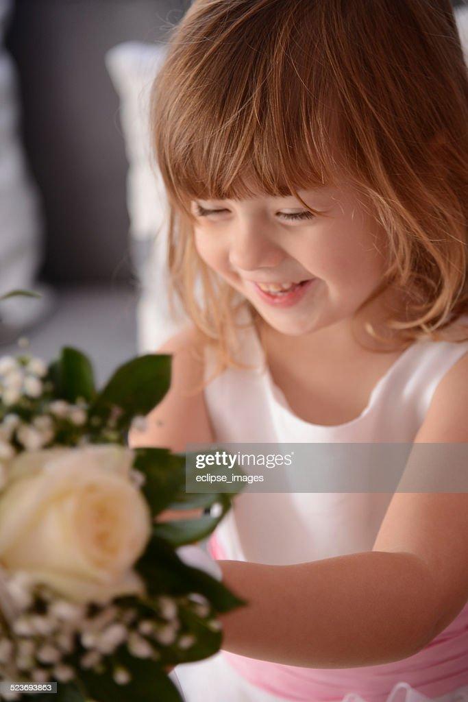little 少女 : ストックフォト