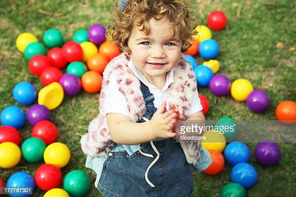 Little girl portraits