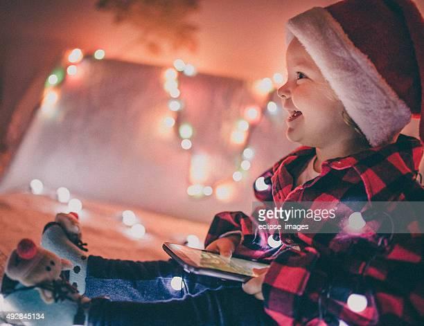 Little Girl Santa