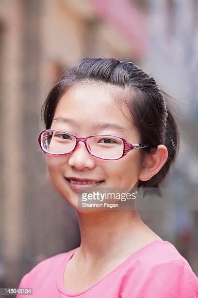 Little Girl Smiles in HouHai