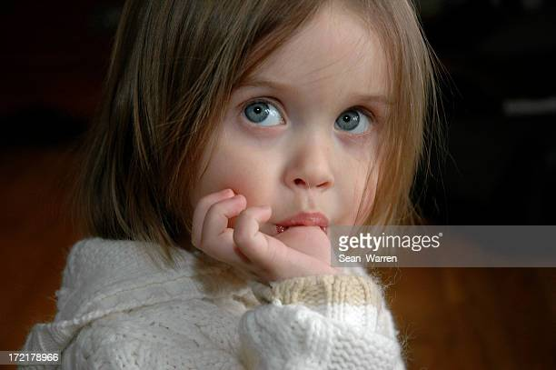 Little Girl - Thumb Sucker