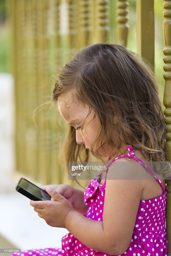 Little Girl High-Res Stock Photo - Getty Images