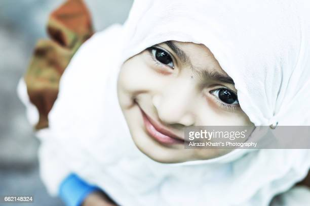 Little girl zainab