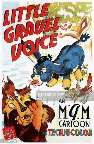 Little Gravel Voice poster poster art 1942