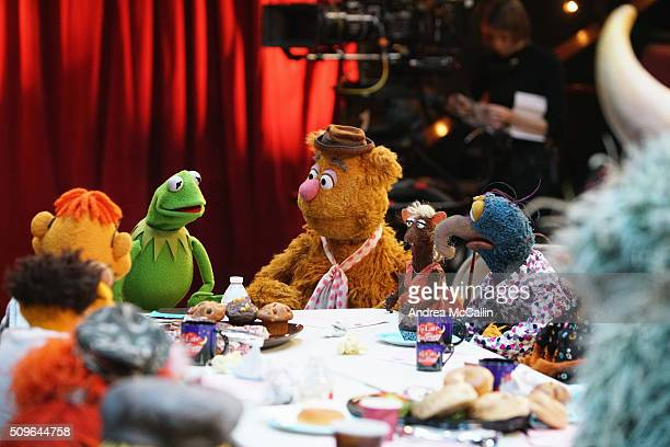 THE MUPPETS 'Little Green Lie' Sparks fly when Kermit and Miss Piggy pretend that they are back together for the sake of Kermit's impressionable...