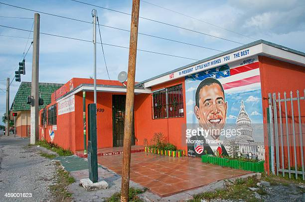 Little Haiti Loves Obama