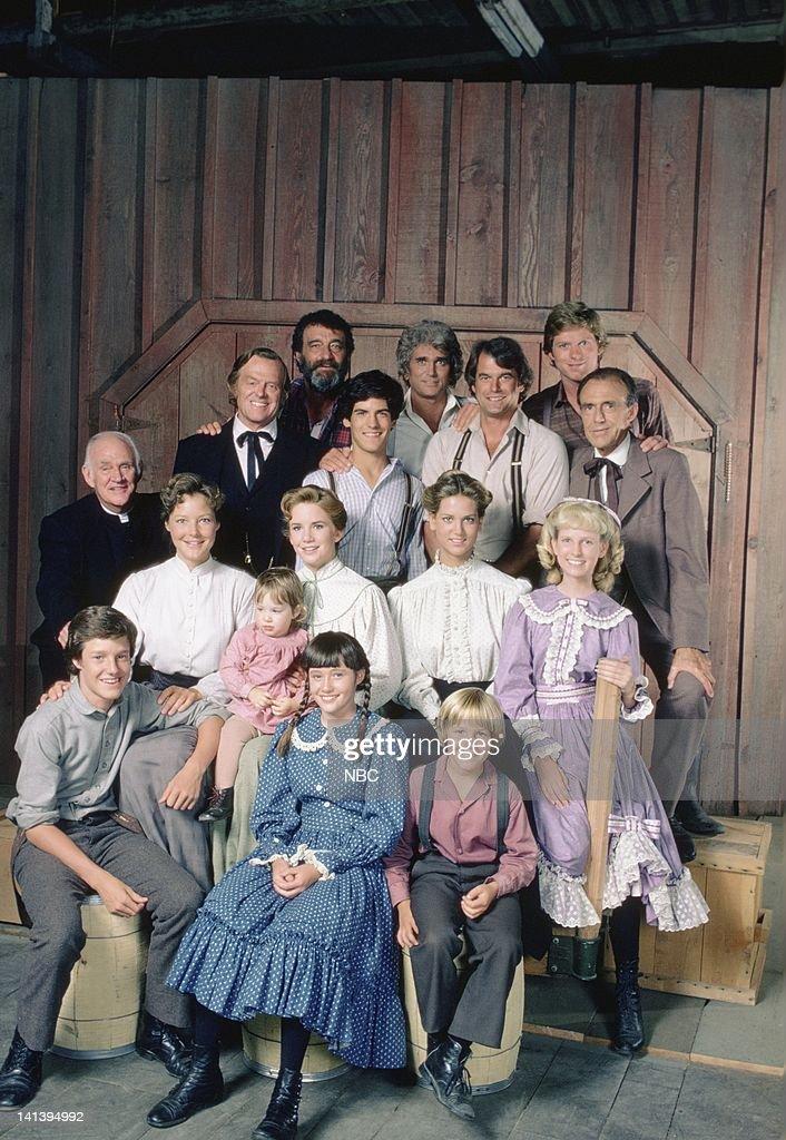 Little House: A New Beginning : News Photo