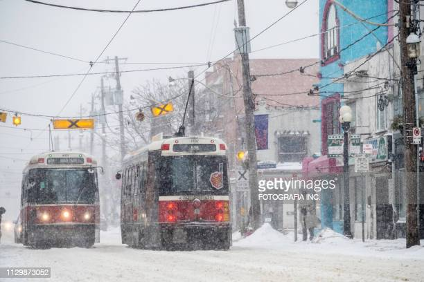 little india in snow storm - extreme weather stock pictures, royalty-free photos & images