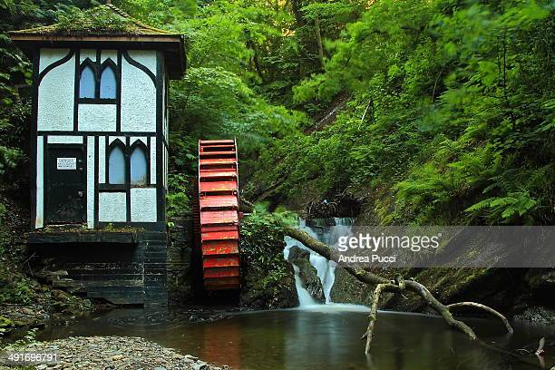 CONTENT] Little Isabella is a water wheel in Groudle Glen on the Isle of Man Originally built in 1893 with the arrival of the Manx Electric Railway