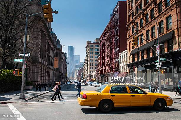 Little Italy, Manhattan, New York City, USA