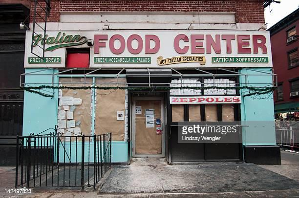 Little Italy, New York, NY, January 2011