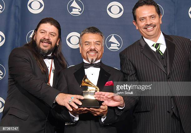 Little Joe Y La Familia winner of Best Tejano Album for Chicanismo