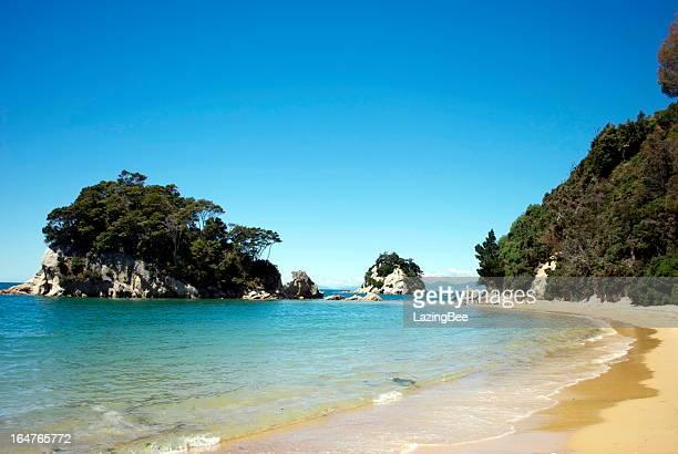 Little Kaiteriteri Beach, Tasman Region, New Zealand