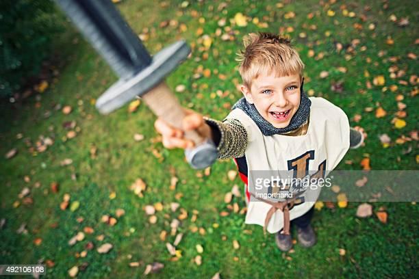 Little knight's victoire