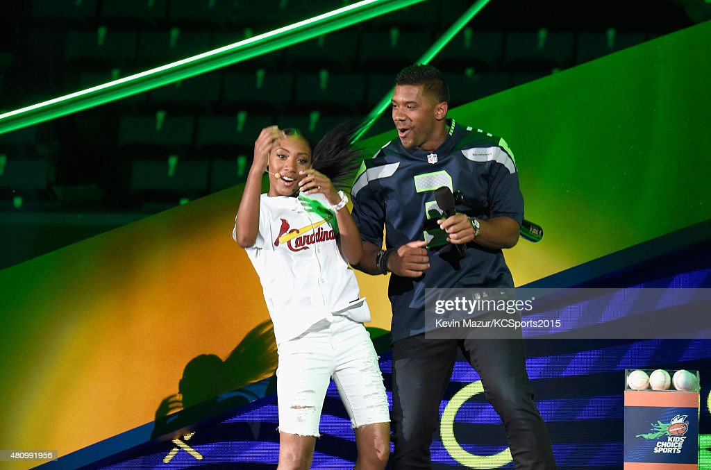 Nickelodeon Kids' Choice Sports Awards 2015 - Roaming Show
