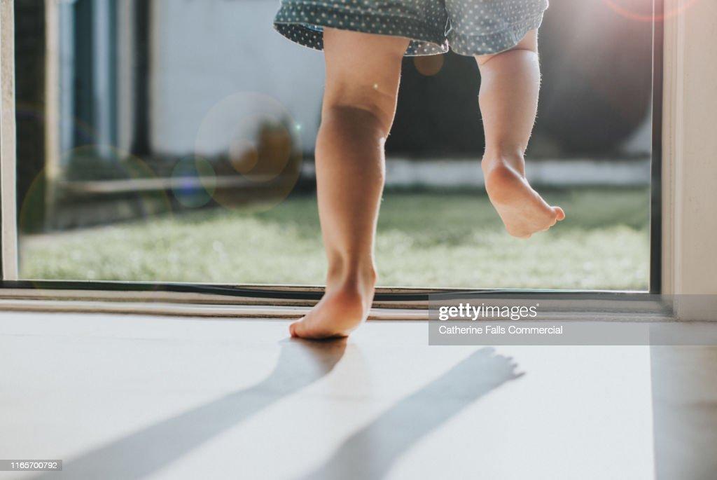 Little Legs : Stock Photo