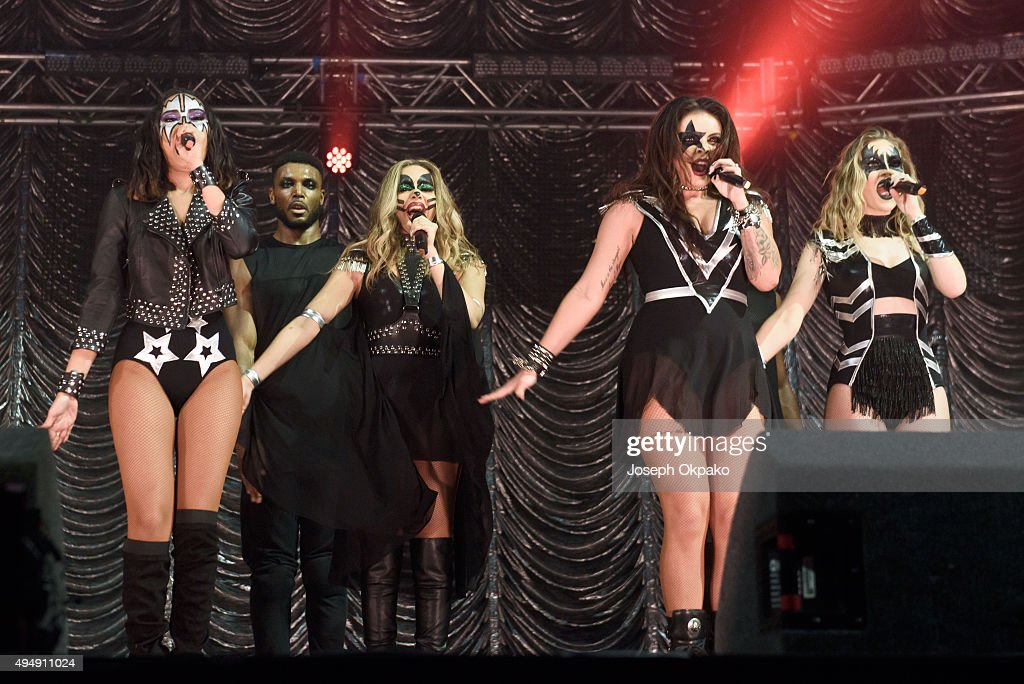 KISS FM Haunted House Party - Show : News Photo