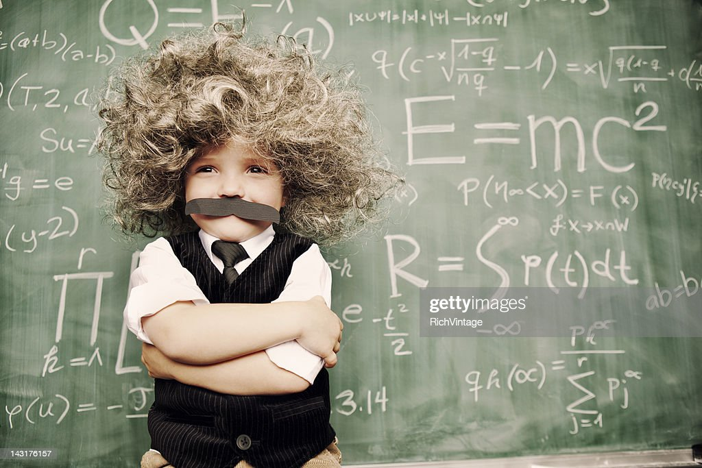 Little Mr. Smarty Pants : Stock Photo