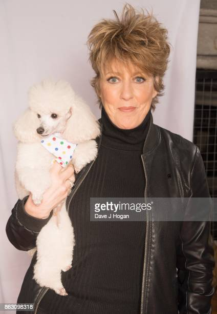 Little P with Katrina Leskanich pictured at BBC Children in Need Rocks the 80s at SSE Arena on October 19, 2017 in London, England.
