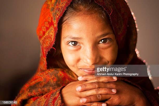 Little pakistani girl