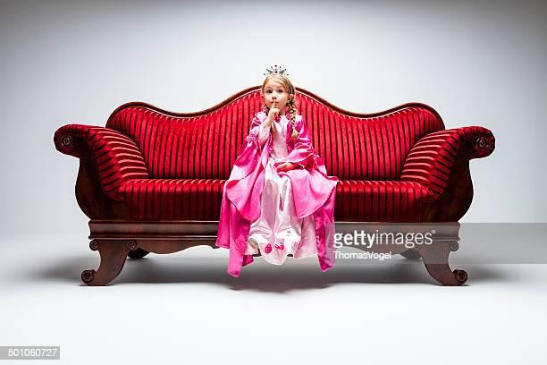 Little Princess -  Child Sofa Vintage Luxury