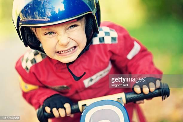 De Little racer