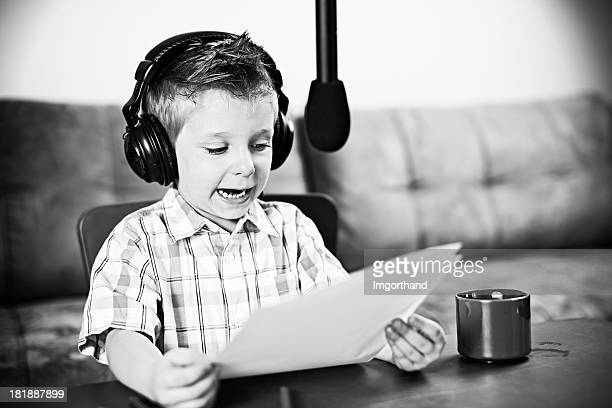 little radio news - toned image stock pictures, royalty-free photos & images